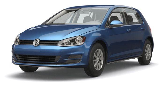 2017 Volkswagen Golf 1.8T Wolfsburg Edition Automatic thumbnail