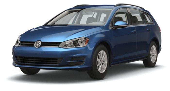2017 Volkswagen Golf SportWagen 1.8T S Automatic 4MOTION thumbnail