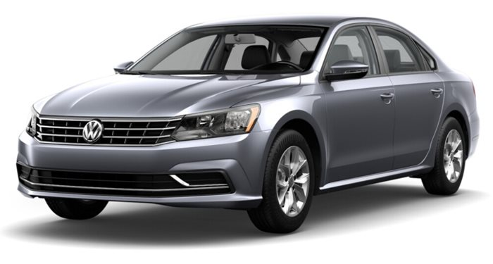 2017 Volkswagen Passat 1.8T R-Line with Comfort Automatic Sedan thumbnail