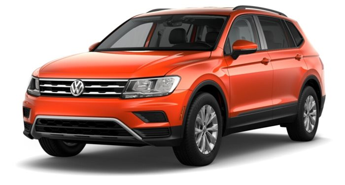 2018 Volkswagen Tiguan 2.0T SEL Premium 4MOTION thumbnail
