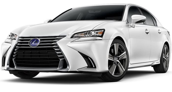 2018 Lexus GS 450h GS 450h RWD thumbnail