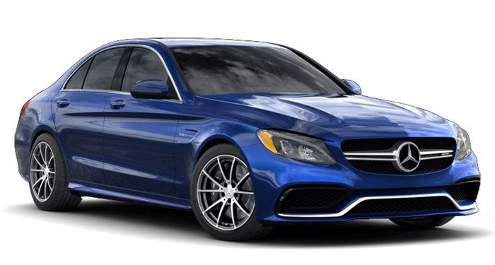 2018 Mercedes-AMG C63 AMG C 63 Sedan thumbnail