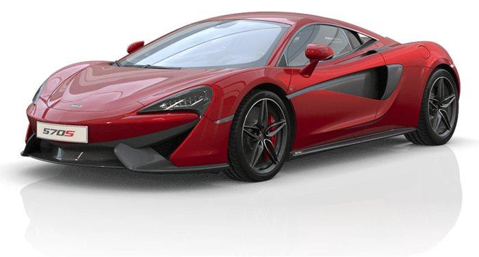 2018 McLaren 570S Coupe Coupe thumbnail