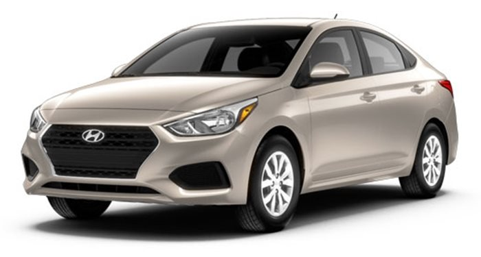 2018 Hyundai Accent SEL Sedan Automatic thumbnail