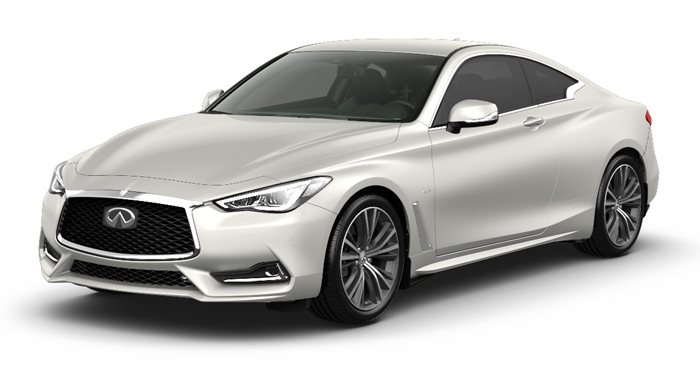 2017 INFINITI Q60 Coupe 2.0t Coupe RWD thumbnail