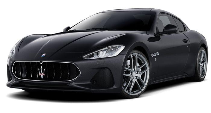 2018 Maserati GranTurismo Sport Coupe thumbnail