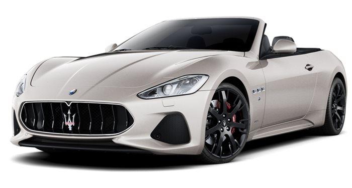 2018 Maserati GranTurismo Sport Convertible thumbnail