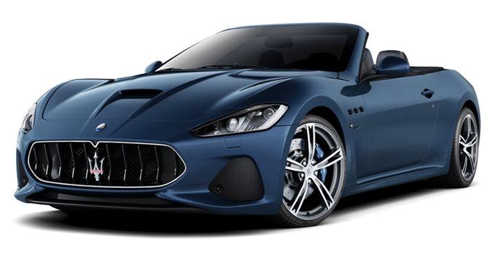 2018 Maserati GranTurismo MC Convertible thumbnail