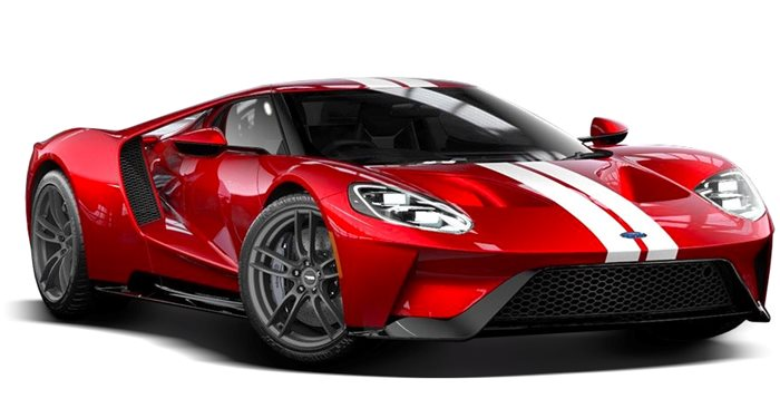 2018 Ford GT Coupe thumbnail