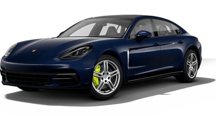 2018 Porsche Panamera 4 Executive E-Hybrid thumbnail