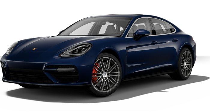 2018 Porsche Panamera Turbo Turbo thumbnail
