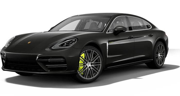 2018 Porsche Panamera  Turbo S Executive E-Hybrid thumbnail
