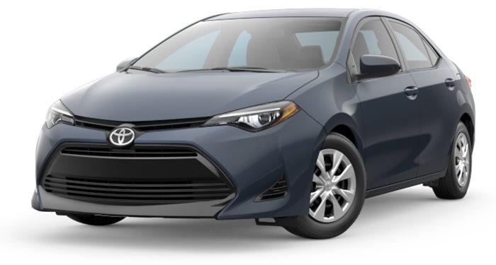 2018 Toyota Corolla L Sedan CVT thumbnail