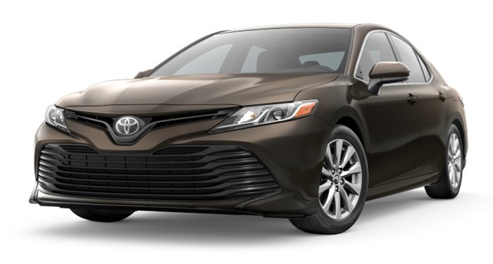 2018 Toyota Camry LE Automatic thumbnail