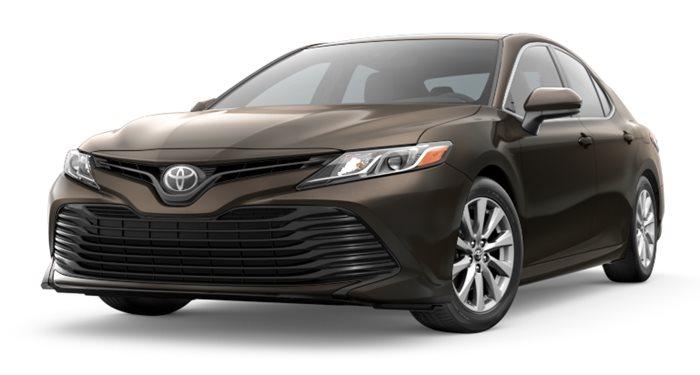 2018 Toyota Camry XLE V6 Automatic thumbnail