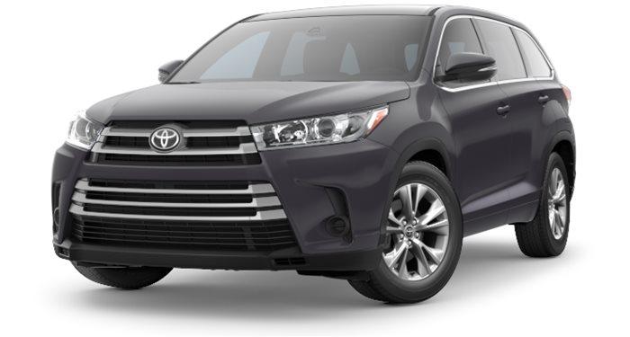 2018 Toyota Highlander XLE V6 FWD thumbnail