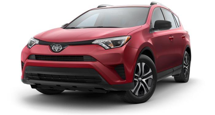 2018 Toyota RAV4 XLE AWD thumbnail