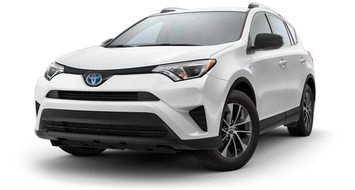2018 Toyota RAV4 Hybrid XLE AWD thumbnail