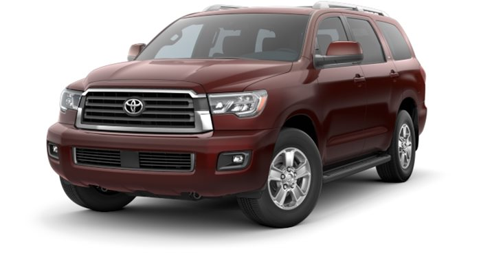 2018 Toyota Sequoia Platinum 4WD thumbnail