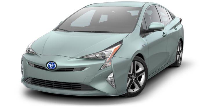 2017 Toyota Prius Two Eco Hatchback thumbnail