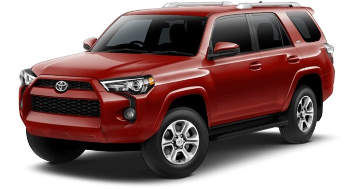 2018 Toyota 4Runner TRD Off Road 4WD thumbnail