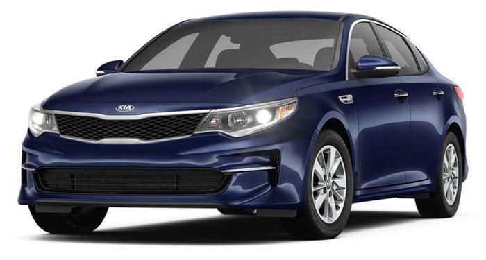 2018 Kia Optima S Automatic thumbnail