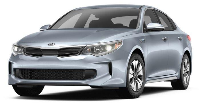 2017 Kia Optima Hybrid Hybrid EX Automatic thumbnail