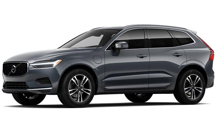 2018 Volvo XC60 T8 Momentum eAWD Plug-In Hybrid thumbnail