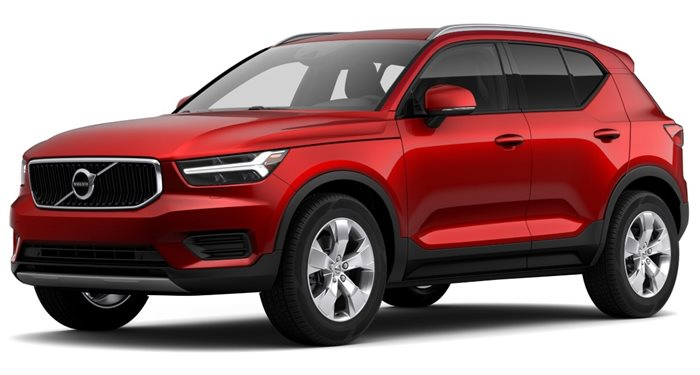 2019 Volvo XC40 T5 Inscription AWD thumbnail