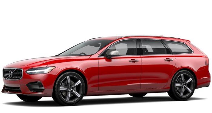 2018 Volvo V90 T5 R-Design  FWD thumbnail