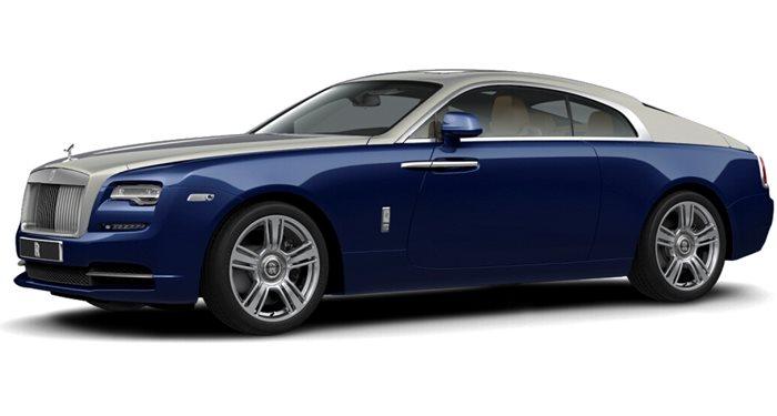2018 Rolls-Royce Wraith Coupe thumbnail