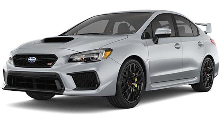 2016 Subaru WRX STI STI Limited with Lip Spoiler thumbnail
