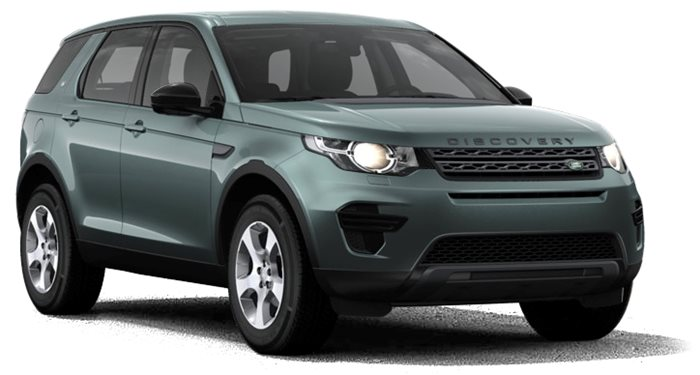 2017 Land Rover Discovery Sport HSE 4WD thumbnail