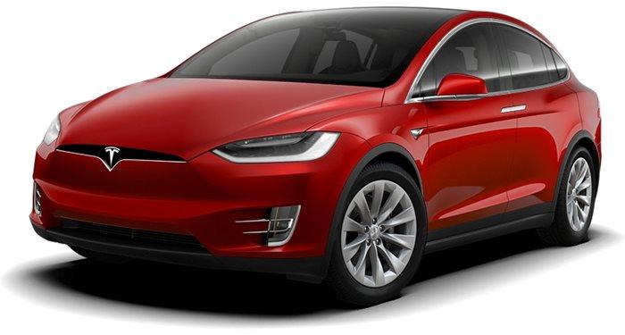 2018 Tesla Model X 75D thumbnail