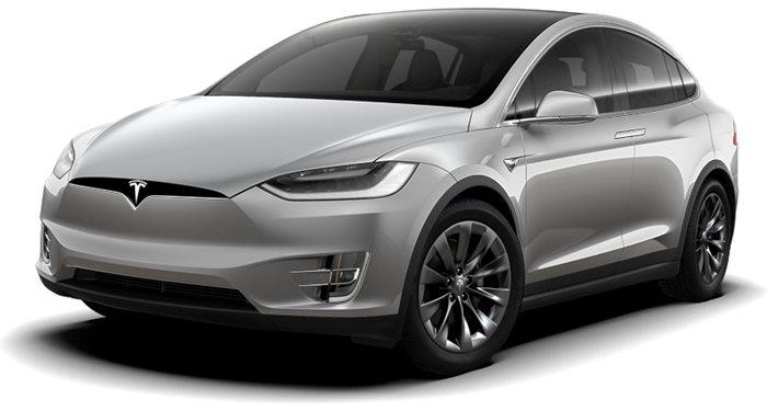 2018 Tesla Model X 100D thumbnail