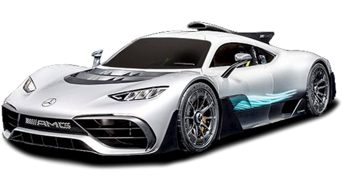 2018 Mercedes-AMG Project One Coupe thumbnail