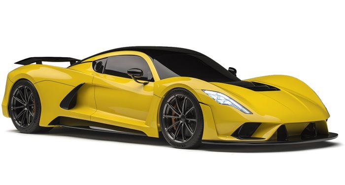 2019 Hennessey Venom F5 Coupe thumbnail