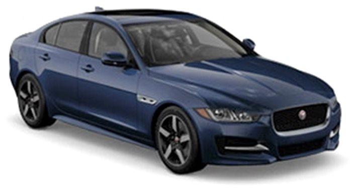 2018 Jaguar XE 35t Portfolio Limited Edition RWD thumbnail