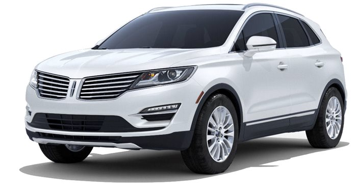 2018 Lincoln MKC Black Label FWD thumbnail