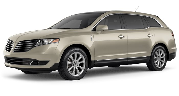 2018 Lincoln MKT 3.7L AWD with Limo Package thumbnail