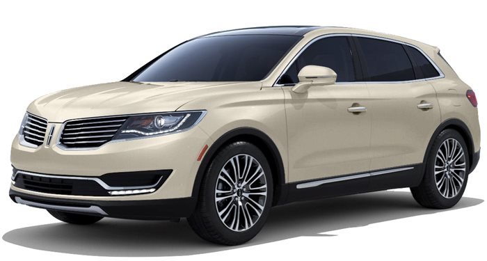 2017 Lincoln MKX Select FWD thumbnail