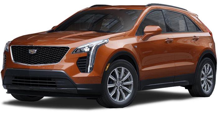 2019 Cadillac XT4 AWD Premium Luxury thumbnail