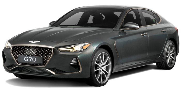 2019 Genesis G70 2.0T Sport RWD thumbnail
