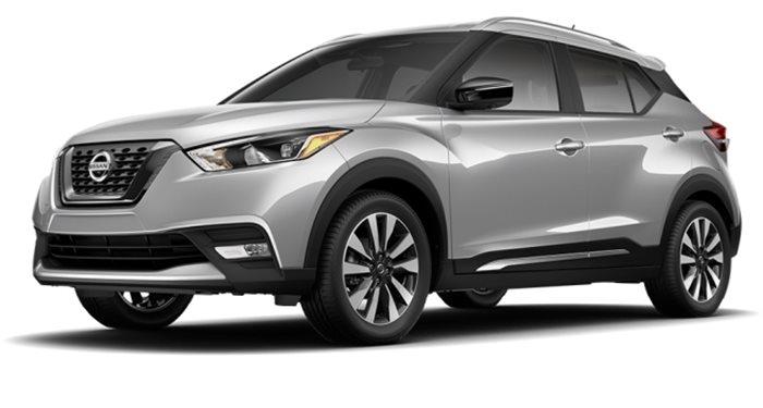 2018 Nissan Kicks SV FWD thumbnail