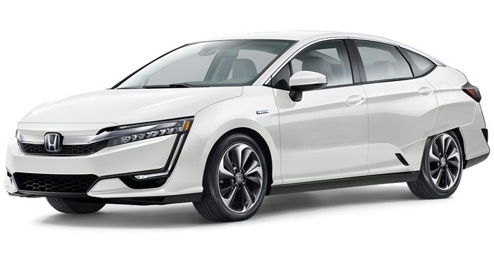2018 Honda Clarity Plug-In Hybrid Touring Sedan thumbnail
