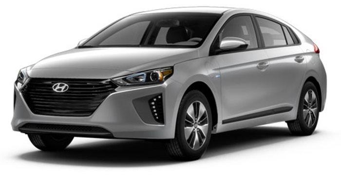 2018 Hyundai Ioniq Plug-In Hybrid Limited Hatchback thumbnail