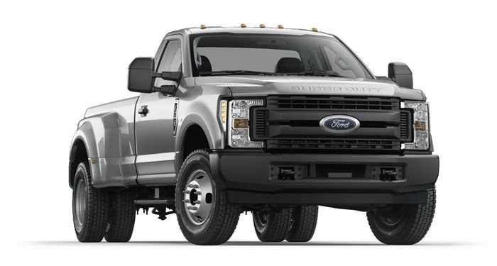 2018 Ford F-350 Super Duty SuperCab XLT 2WD Crew Cab 8' Box thumbnail