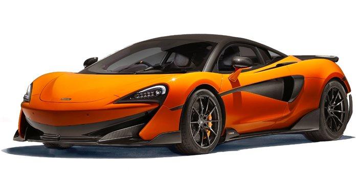 2019 McLaren 600LT Coupe thumbnail