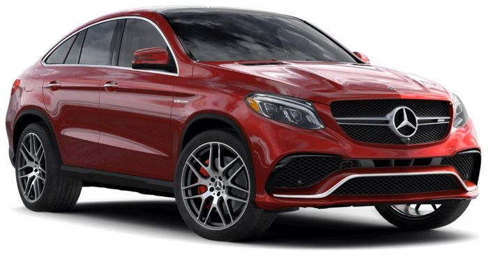2018 Mercedes-AMG GLE43 AMG GLE 43 4MATIC Coupe thumbnail