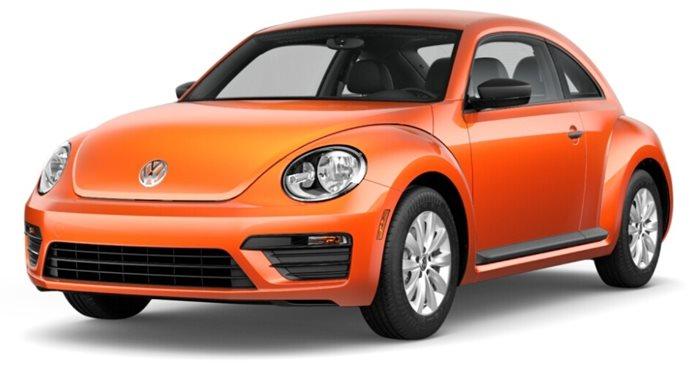 2017 Volkswagen Beetle 1.8T SE Automatic Hatchback thumbnail
